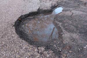 Big-pothole