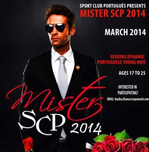 SCP concurso Mr. 2014