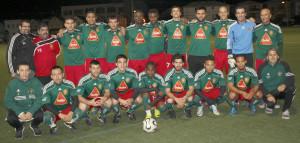 A equipa do Sport Club Português