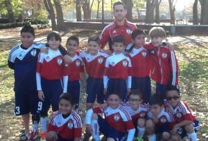 Ironbound Soccer Club Eagles