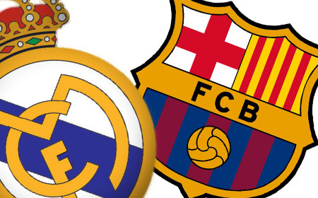 Real Madrid e Barcelona