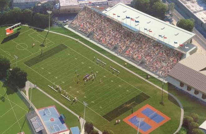 Ironbound Stadium