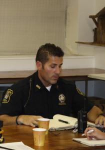 Detective Michael Silva