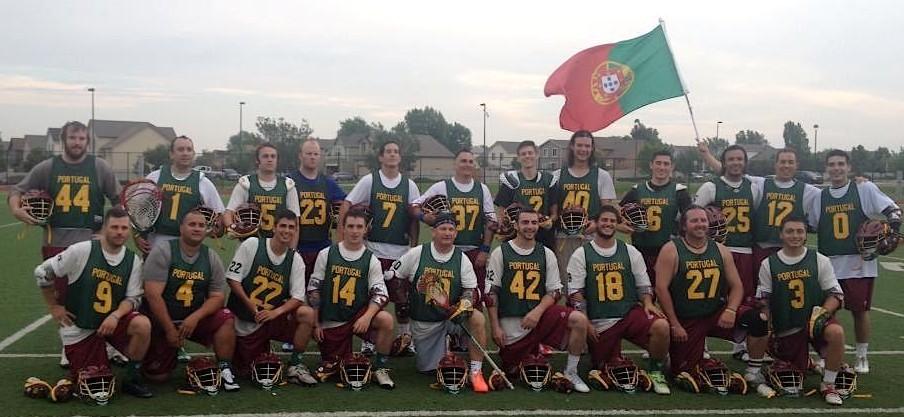 Selecção portuguesa de lacrosse