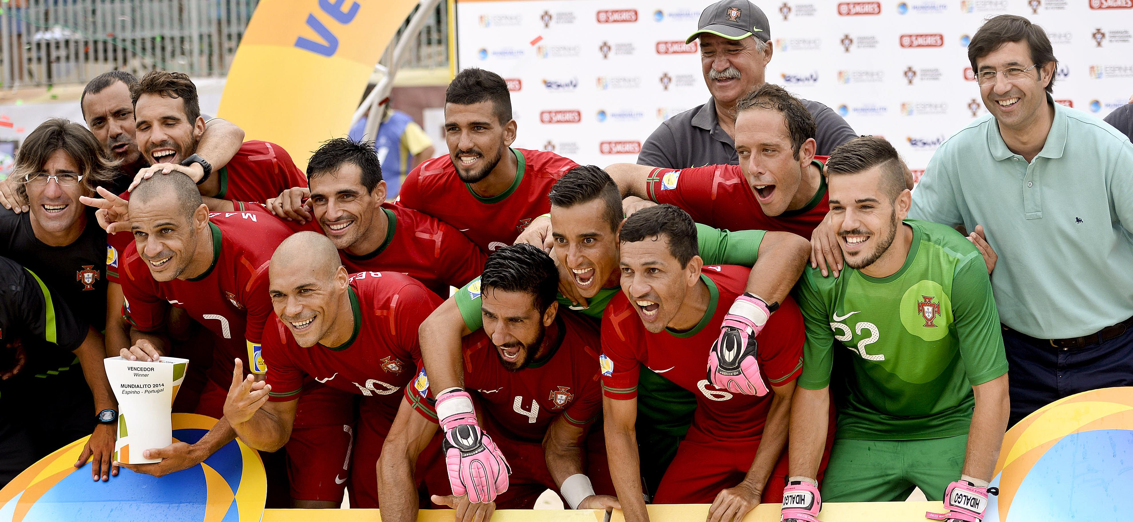 Selecção portuguesa de futebol de praia