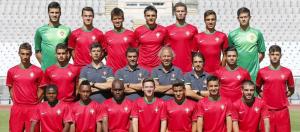 Selecção portuguesa de sub-19
