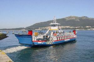 Ferry Boat.Caminha