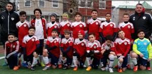 Rapids do Ironbound Soccer Club