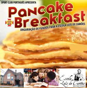 SCP pancake breakfast