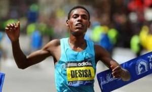 Lelisa Desisa