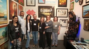 Convidados e Artistas