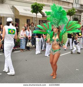 stock-photo-warsaw-september-participants-in-the-carnival-parade-bom-dia-brasil-september-in-41033980