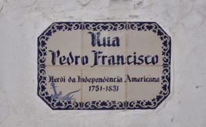 Rua Pedro Francisco