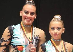 Beatriz Ferreira e Catarina Martins