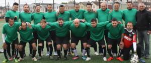 A equipa de Perth Amboy