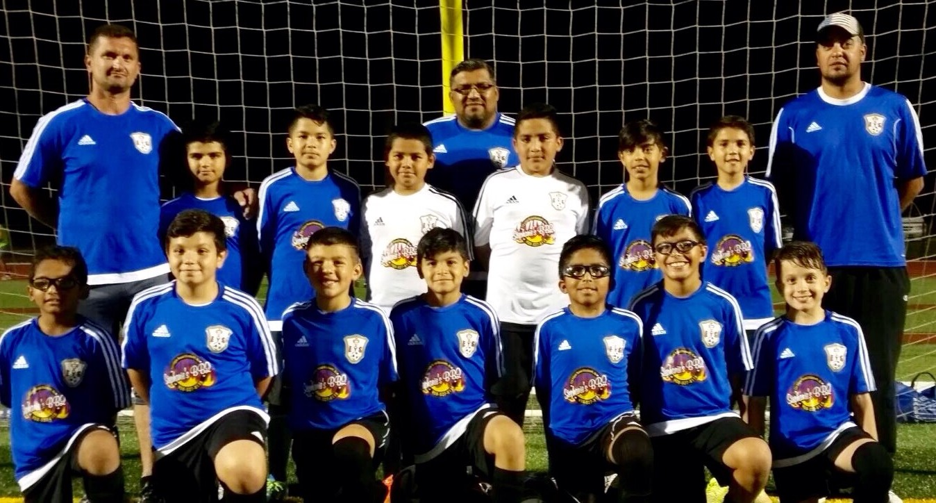 Marines (sub-11) do Elizabeth Youth Soccer