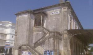Estação comboios Monção