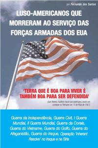 Capa Luso-Americanos mortos guerras EUA
