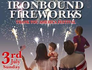 Ironbound fireworks