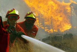 Incêndios: Incêndio em Ortiga, Mação.