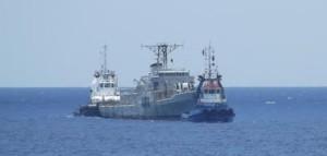 Corveta nos Açores
