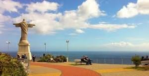 Cristo Rei na Madeira