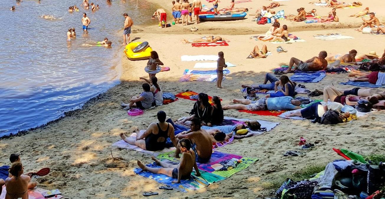 Praia de Queimadela