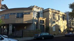 Van Buren St. Library