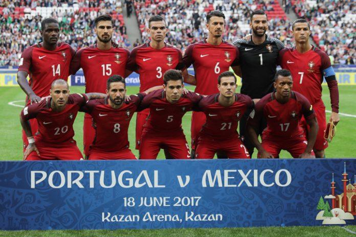 Portugal vs México