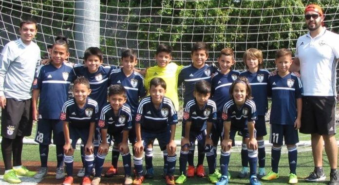 Os Xtreme (sub-10) do Ironbound SC