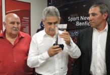Luís Filipe Vieira no SN Benfica