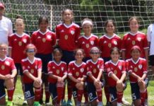 As Blaze (sub-11) do Ironbound SC