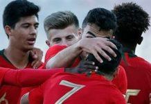 Portugal vs Itália