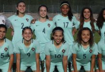 Selecção Portuguesa de Futebol Feminino